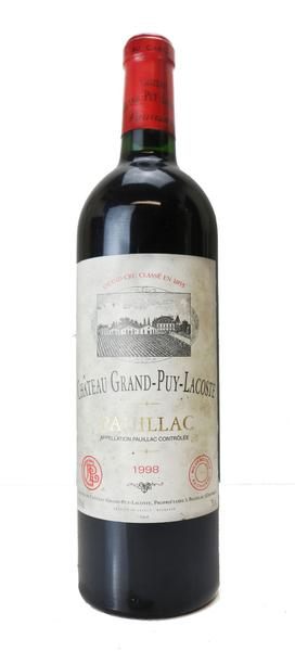 Chateau Grand Puy Lacoste, 1998